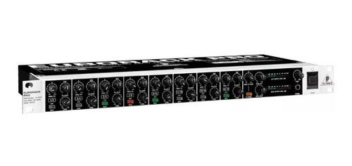 mesa de som mixer 16 canais rx1602 120 volts pro behringer