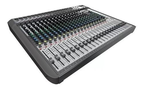 mesa de som soundcraft signature 22 mtk original