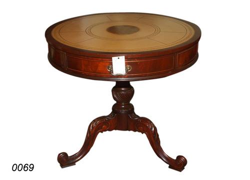 mesa de tambor chipindale