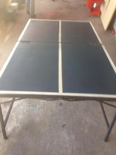mesa de tenis de mesa (ping pong) - 160 vrds