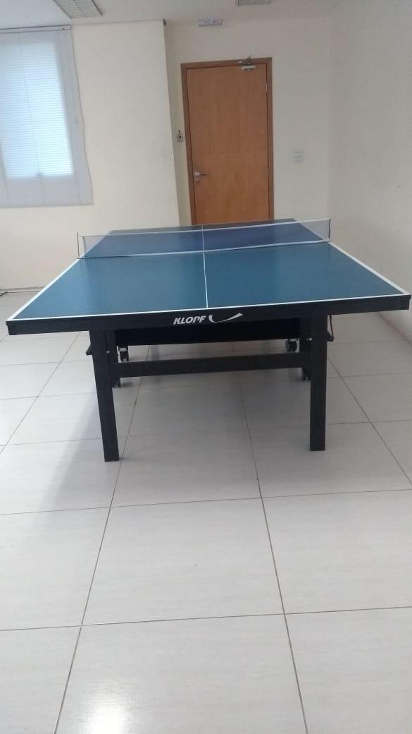 1226212a0 mesa de tênis de mesa klopf 1084 com rodízios mdf. Carregando zoom.