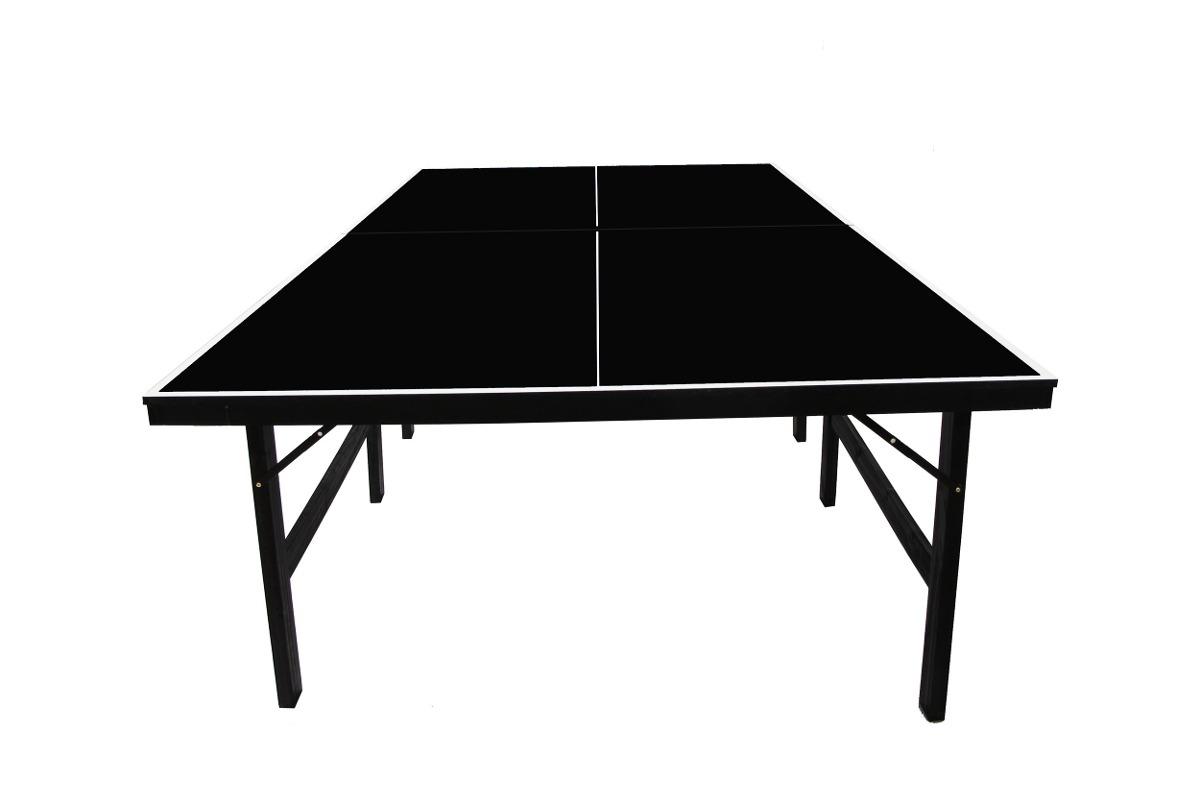 Mesa de t nis de mesa ping pong 15mm black klopf 1010 for Mesa de ping pong milanuncios