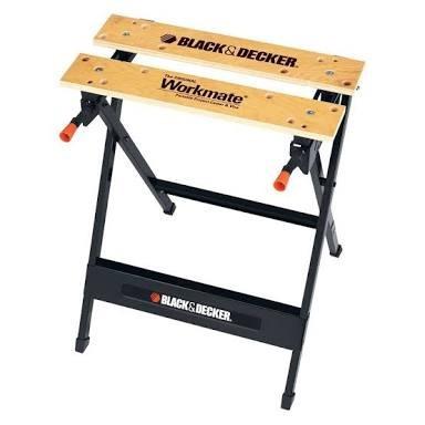 mesa de trabajo black decker