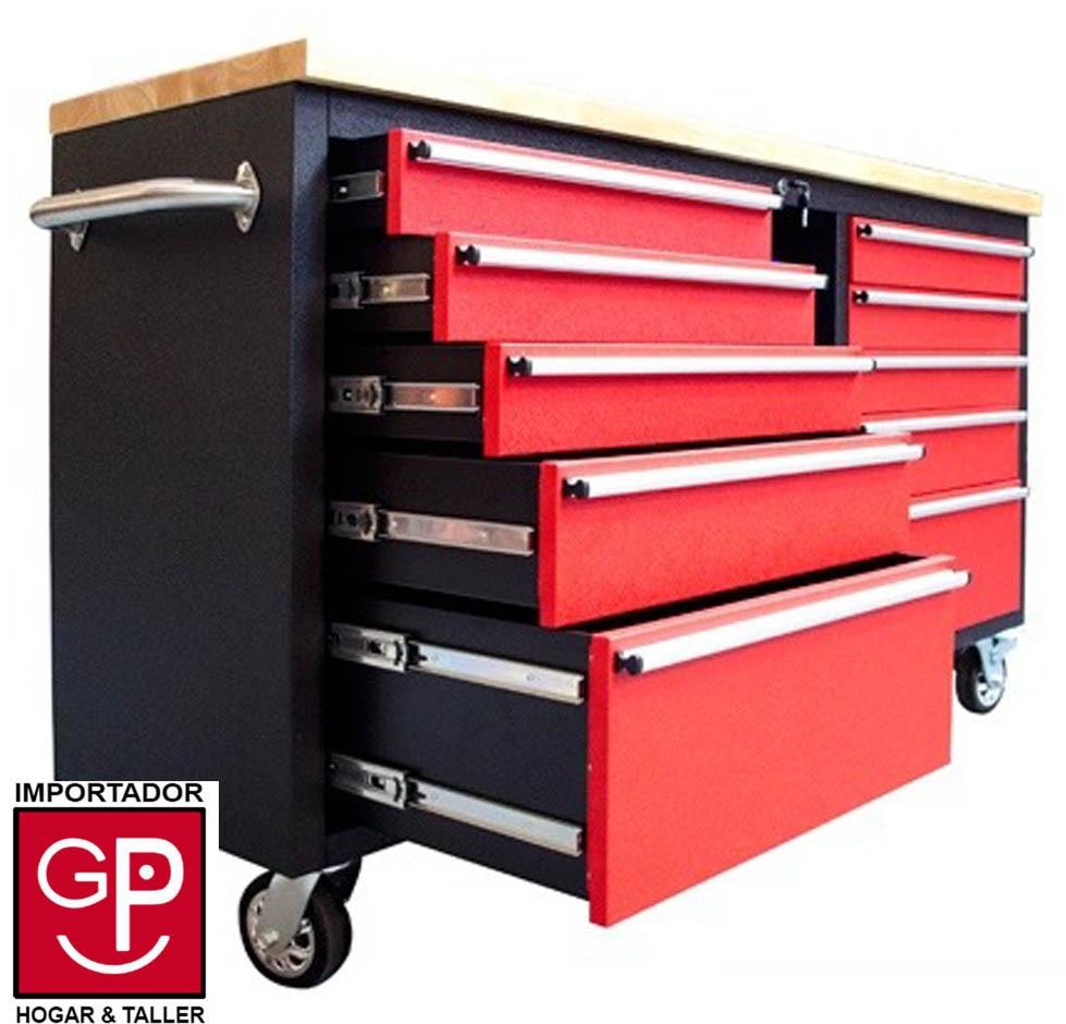 Mesa de trabajo gabinete para herramientas de taller u s for Mesas de trabajo para taller