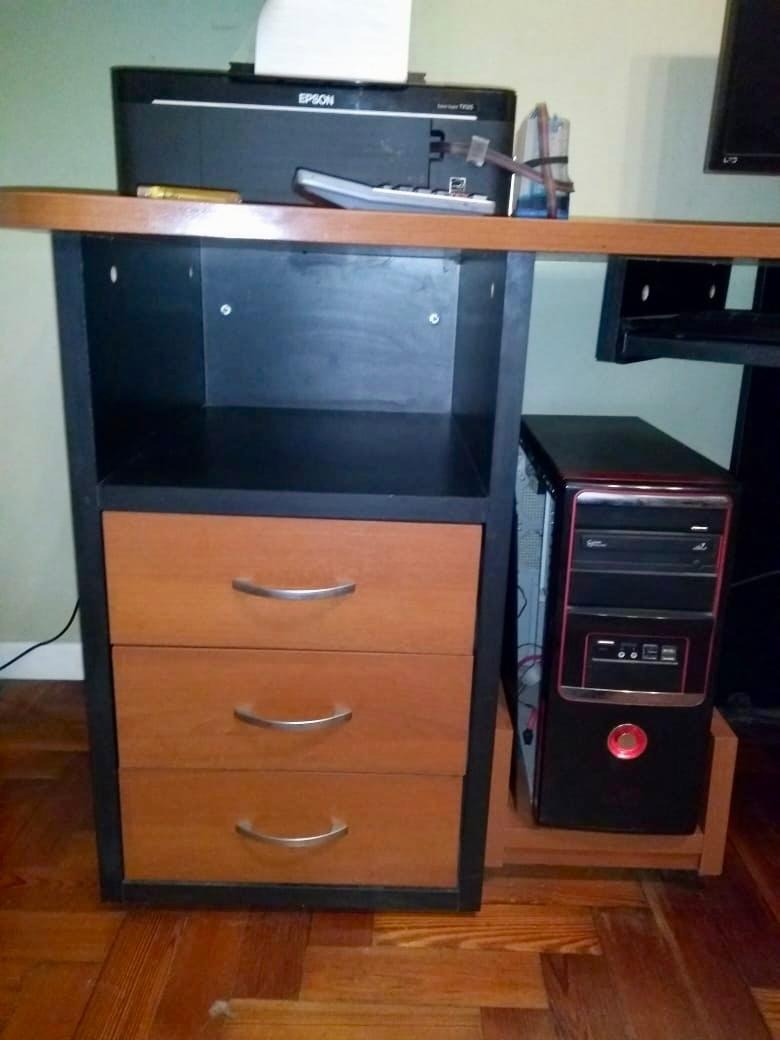 Mesa De Trabajo - Muebles De Oficina Excelente Precio!!! - $ 6.000,00