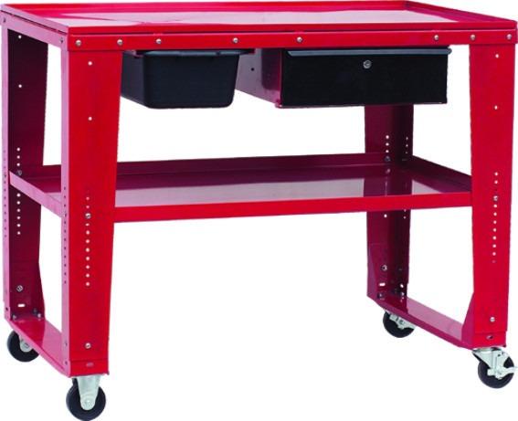 Mesa de trabajo taller para motores y transmisi n equus - Mesa trabajo taller ...