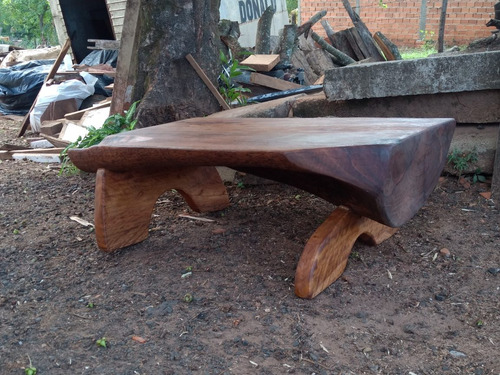 mesa de tronco mesa de centro