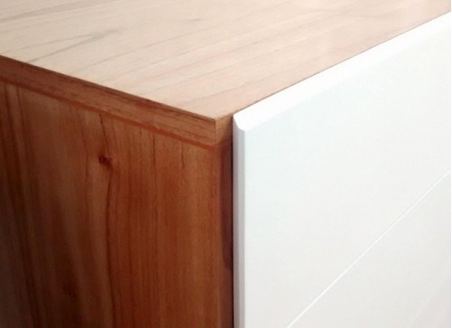 mesa de tv nordica oulu 2 puertas natural 120