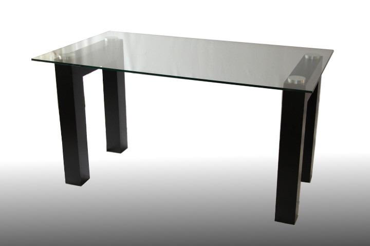 Mesa De Vidrio Para Cocina 1.20 X 0.80 Mts - $ 13.600,00 en Mercado ...