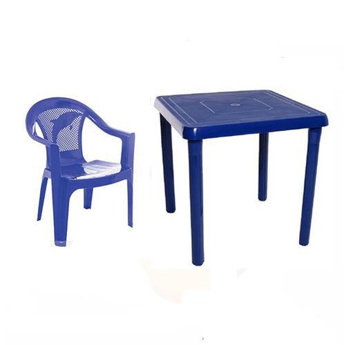 mesa desarma-ble + silla para niños  escritorio comedor *