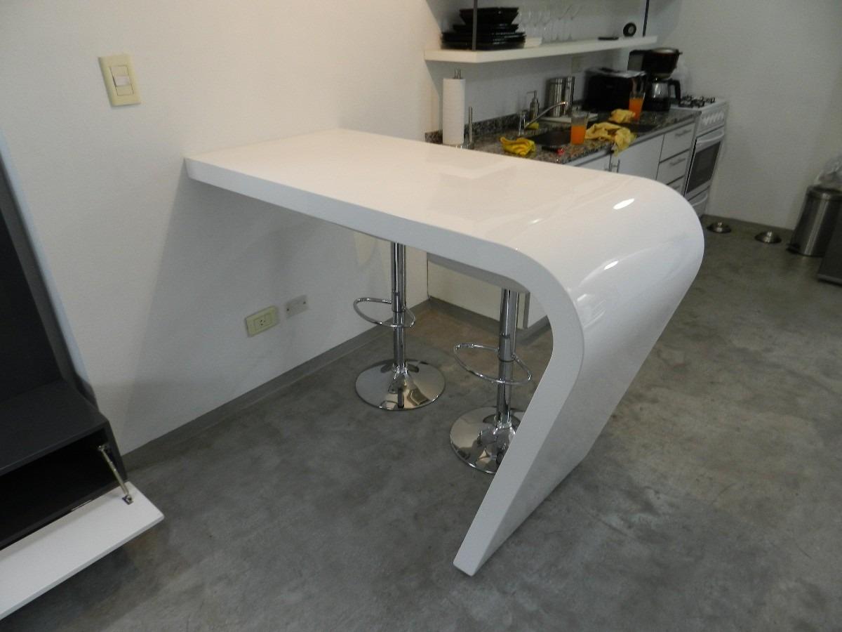 Mesa desayunador barra cantina lounge muebles for Mesa desayunador