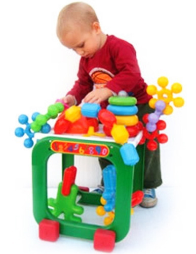 mesa didactica actividades bebes primera infancia new plast