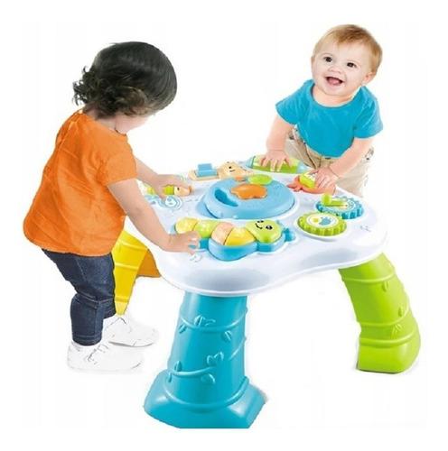mesa didactica bebe grande musical juguetes cici cuotas