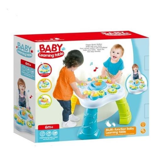 mesa didactica bebe juguetes