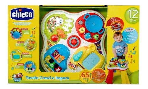 mesa didactica juguete
