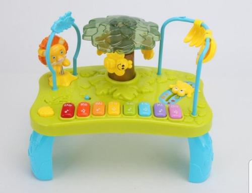 mesa didactica juguetes
