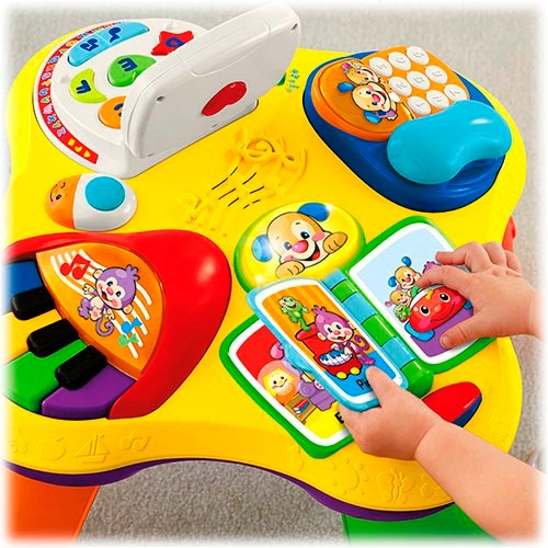 59eb8ffae Mesa Didactica Musical Fisher Price - $ 2.400,00 en Mercado Libre