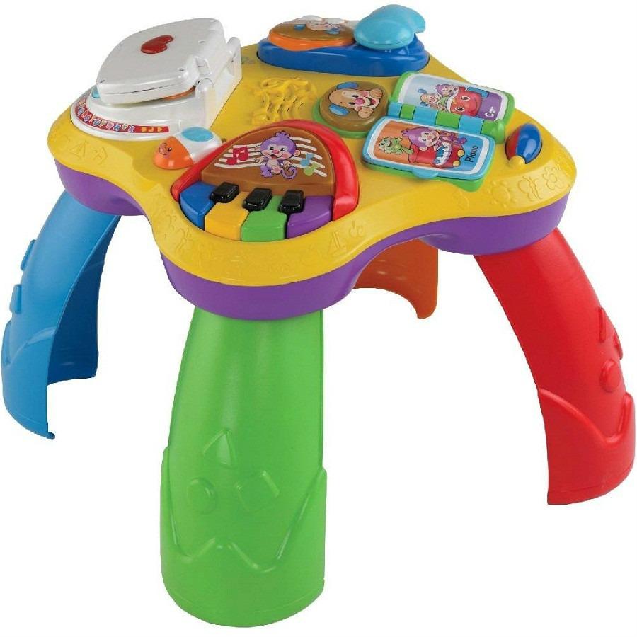 843bb2ba5 mesa didactica musical fisher price con juegos-juguetes bebe. Cargando zoom.