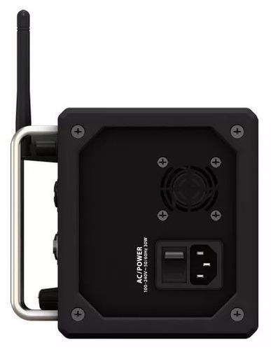 mesa digital beringer xr18 tablet - controled digital mixer