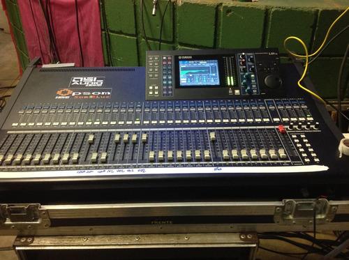 mesa digital ls9 32 yamaha usada no case