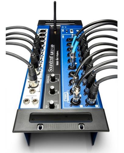 mesa digital sondcraft ui24r 24 canais wifi e usb ui24