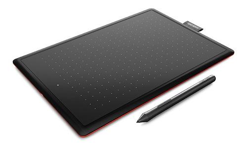 mesa digitalizadora one by wacom ctl 472l original lacrado c/ garantia ergonômica compacta porta usb