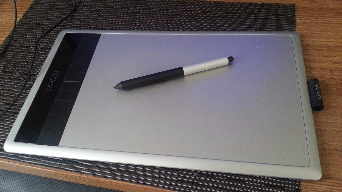 Mesa Digitalizadora Wacom Bamboo Pen And Touch   Cth - 670