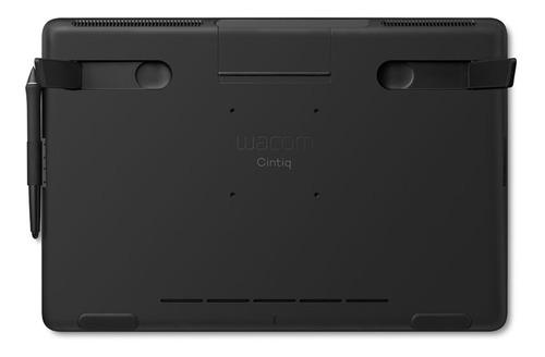 mesa digitalizadora wacom cintiq 16 dtk1660