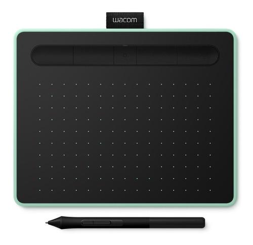 mesa digitalizadora wacom peq bluetooth pistache ctl4100wle0