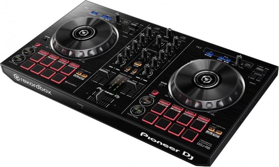 Mesa dj controladora de software usb pioneer ddj rb rekorbox r em mercado livre - Mesa dj pioneer ...