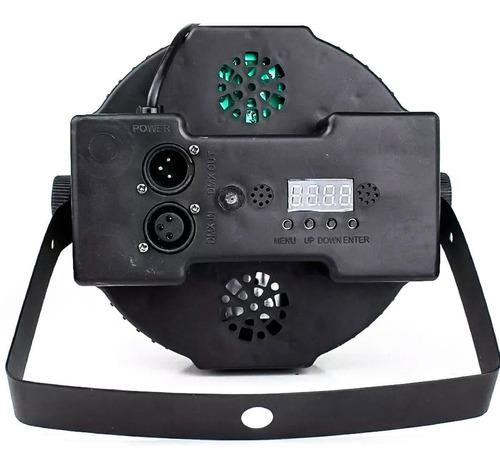 mesa dmx 512 controlador refletor 2 canhão 18 led par 64 rgb