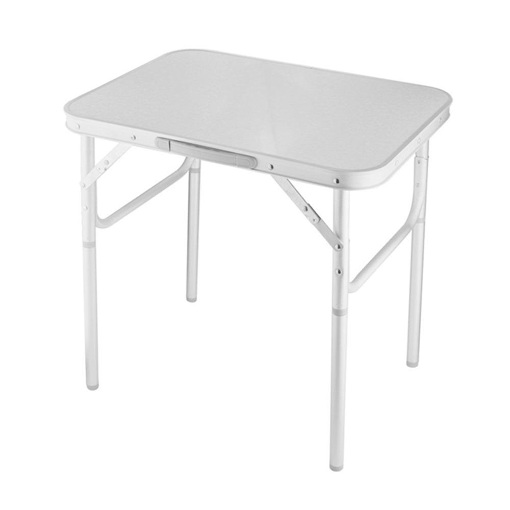 133eab2e7 mesa dobravel aluminio 60 x 45cm vira maleta palisad 695828. Carregando  zoom.