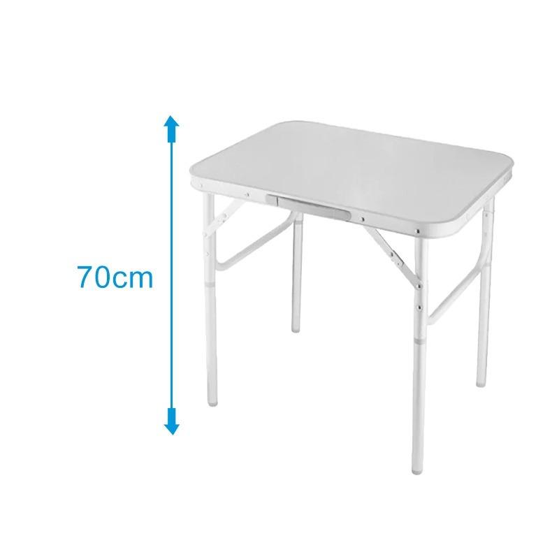 b6353fd27 mesa dobravel aluminio 90 x 60cm vira maleta camping. Carregando zoom.