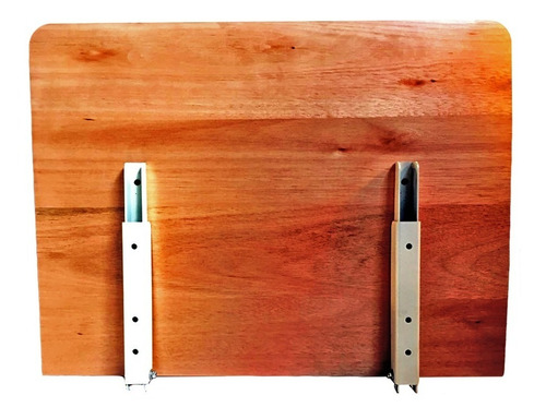 mesa dobrável de parede articulada borda dupla 60 x 45 cm