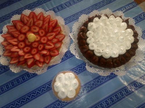 mesa dulce fiestas