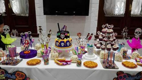 mesa dulce temática a elección 25 personas