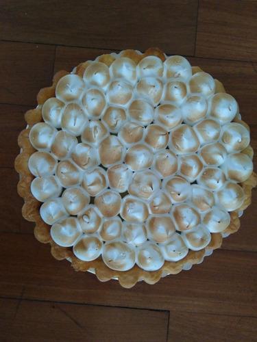 mesa dulce, tortas, tartas, lemon pie