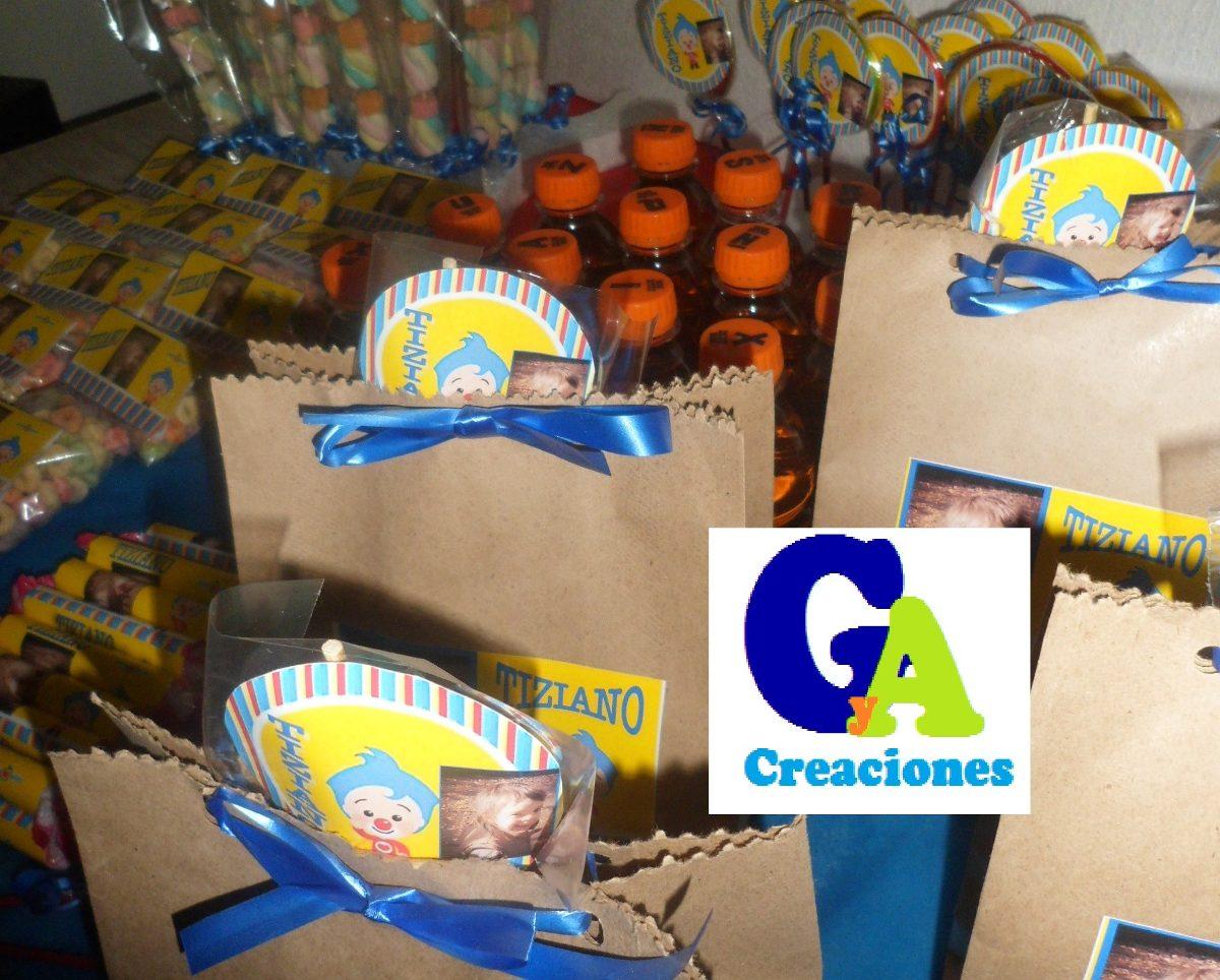 Mesa dulces cumplea os infantil combo personalizado for Mesas dulces cumpleanos