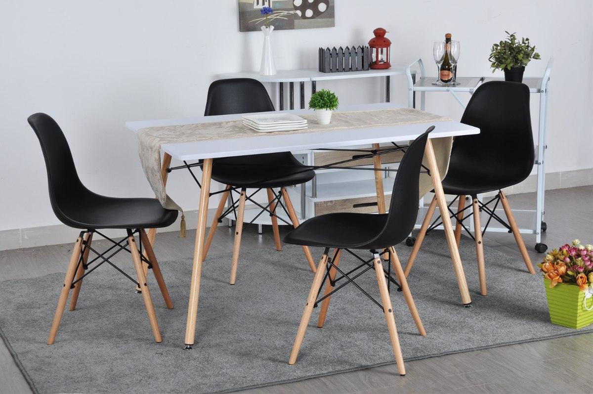 Mesa eames hood para comedor vintage muebles de dise ador for Saga falabella muebles de sala ofertas