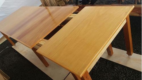 mesa elástica - nova!