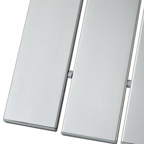 mesa enrrollable portátil de aluminio