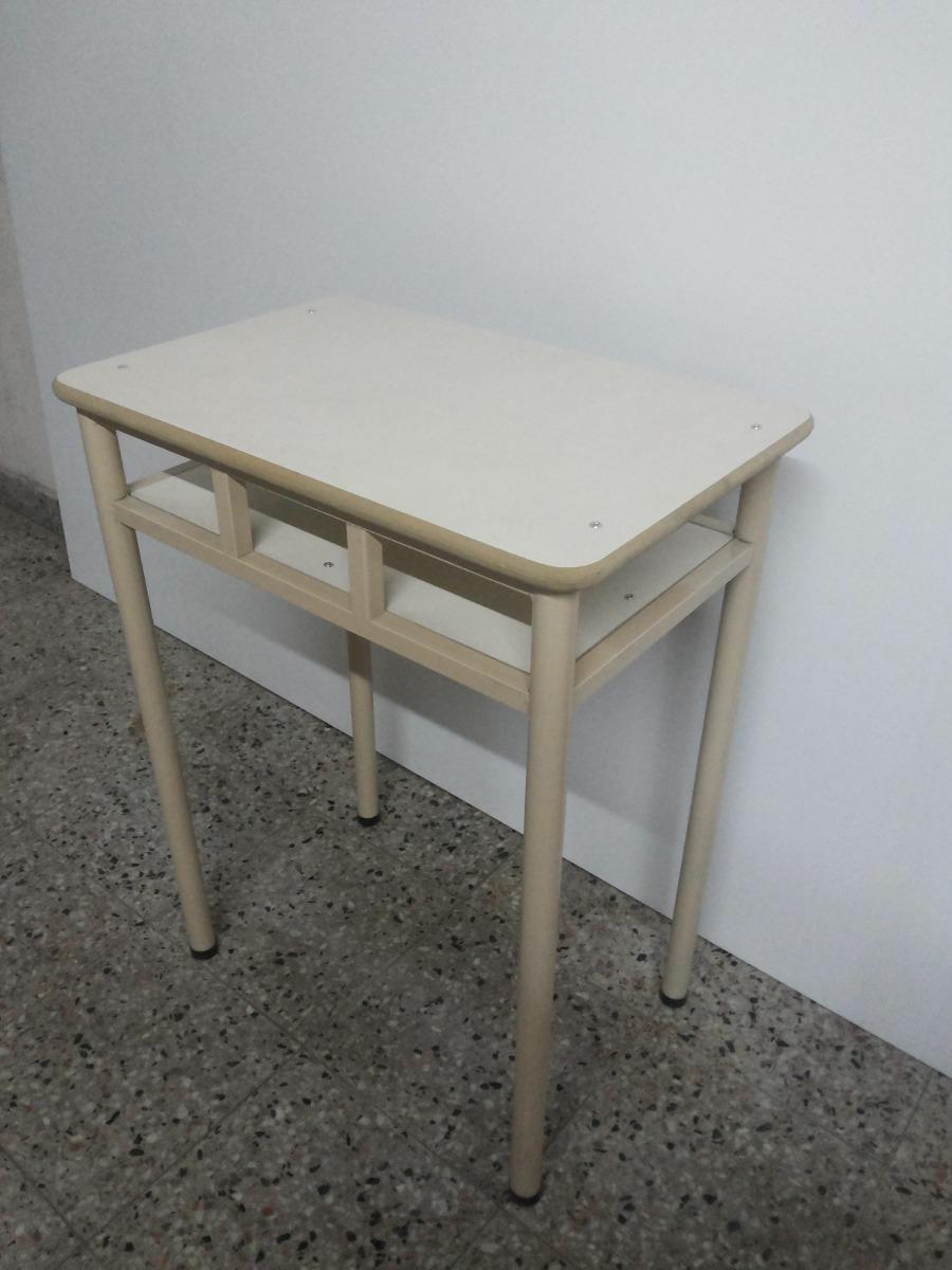 Mesa Escolar Pupitre Unipersonal Muebles Escolares 980 00 En  # Muebles Pupitres Escolares