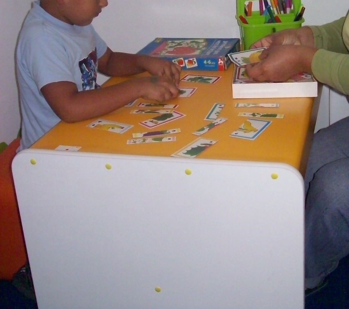 Mesa escritorio de melamine para ni os s 120 00 en - Mesas escritorio ninos ...