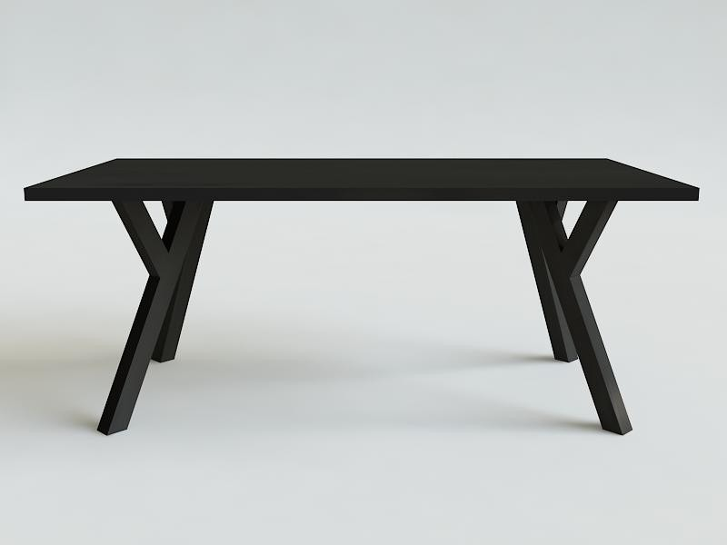mesa escritorio madera diseno moderna escandinavo mobler