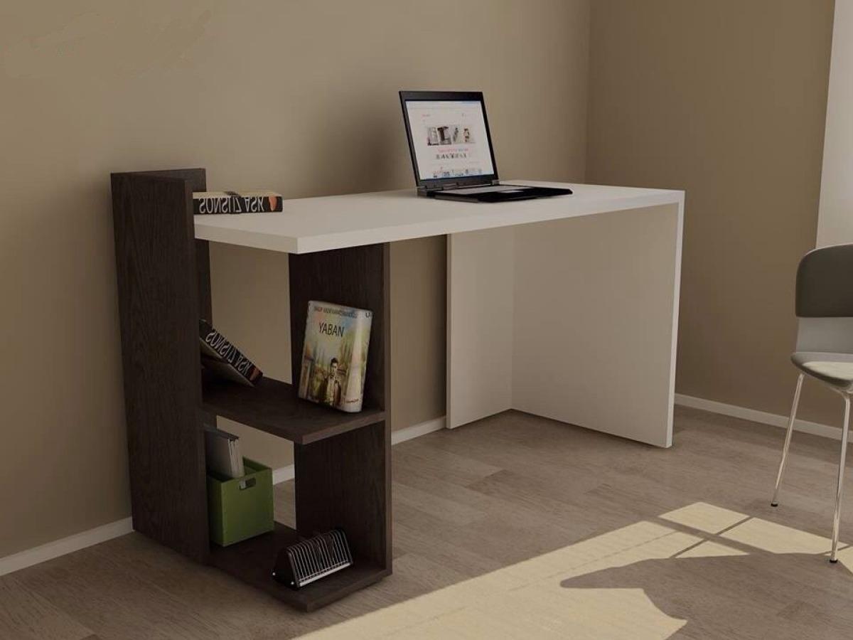 Mesa escritorio mueble computadora sala bs en for Mueble computadora