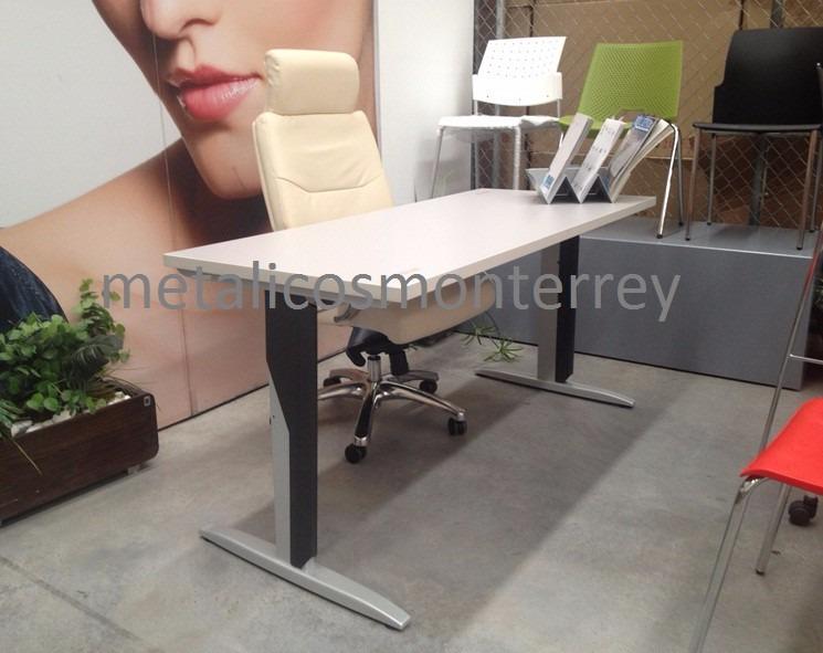 Mesa ejecutiva escritorio oficina moderna minimalista for Mesa escritorio oficina