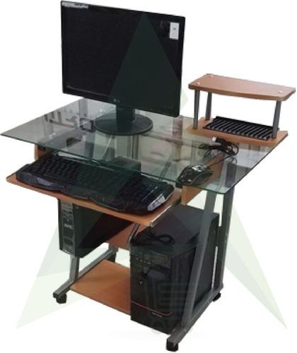 mesa / escritorio para computador · armable de tres niveles
