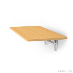 Abatible 90x45cm Medida De Pared Plegable Escritorio A Mesa ALq5c3j4R