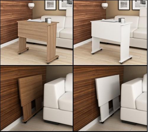 Mesa escritorio plegable auxiliar cocina living dormitorio - Amazon mesa auxiliar cocina ...