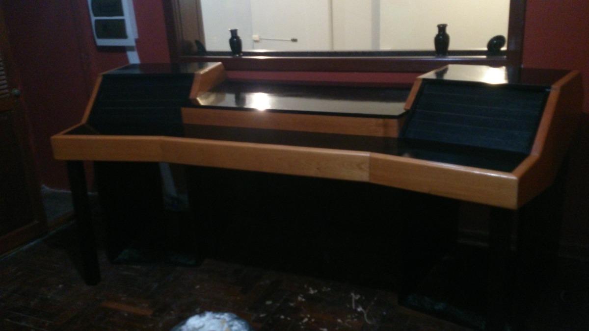 Mesas de estudio de diseo cool muebles antiguos de madera - Mesa estudio plegable ...